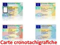 carte cronotachigrafiche