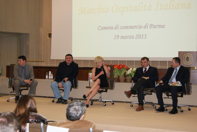 Talk show Marchio Ospitalità Italiana