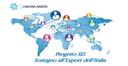Progetto SEI: sostegno all'export dell'Italia