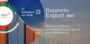 SACE  presenta il Rapporto Export 2021 per le imprese italiane