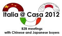 Italia@Casa 2012: Incoming di operatori cinesi e giapponesi
