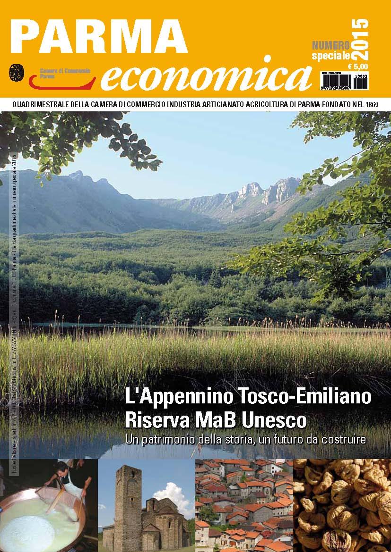 L'Appenino Tosco-Emiliano riserva MaB Unesco. Un patrimonio della storia, un futuro da costruire