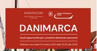 Danimarca: webinar per imprese alimentari parmensi (food & wine)