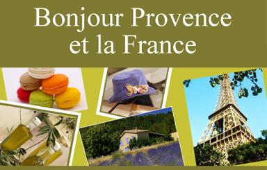 Bonjour Provence et la France: dal 13 al 16 giugno