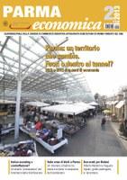Dal 5 dicembre in edicola il nuovo numero di Parma Economica