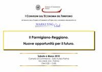 08/03/2010 - Parmigiano-Reggiano: contro la crisi lavorare sulla qualità e sul marketing