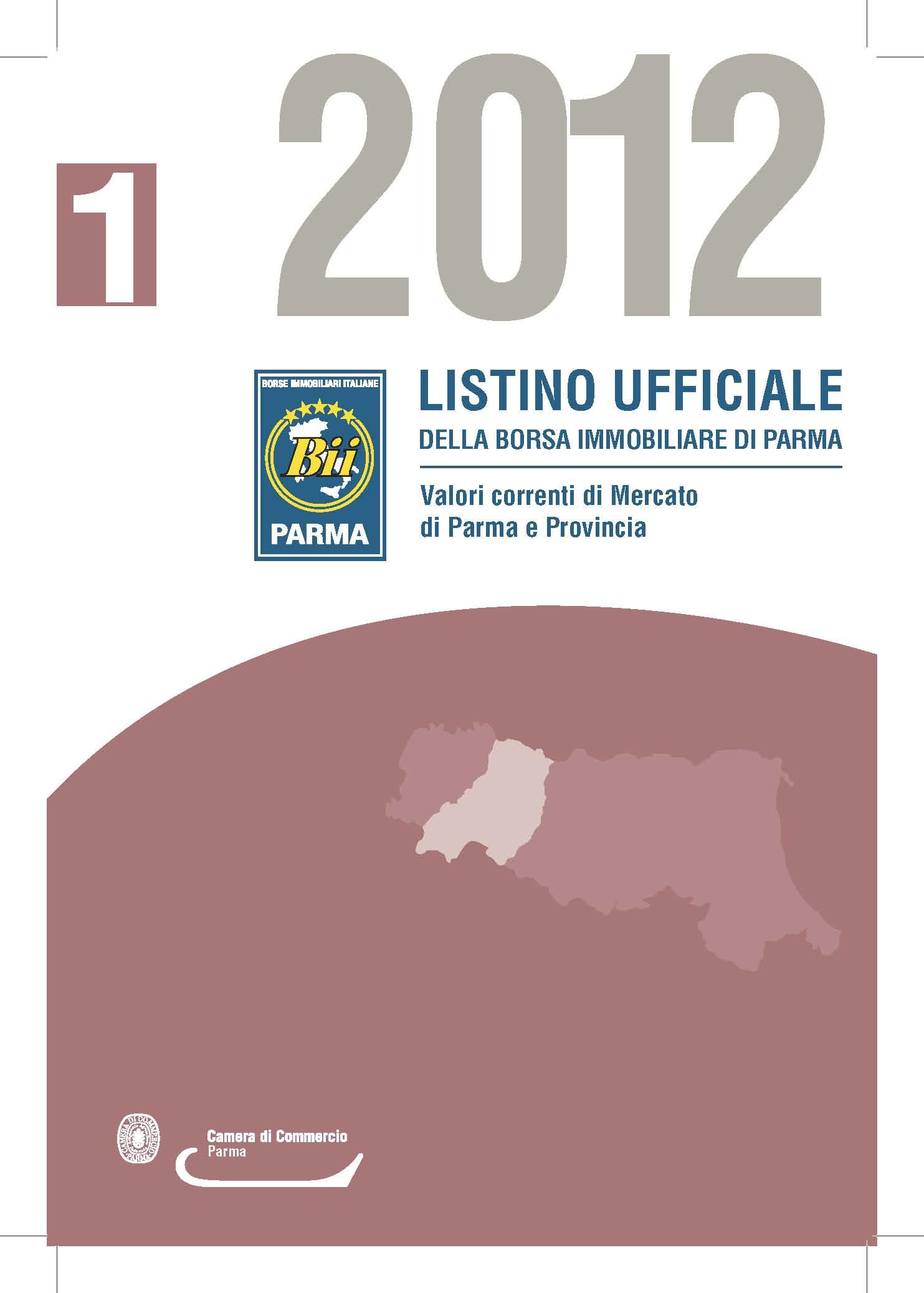 On line il listino B.I.PAR. n.2/2012