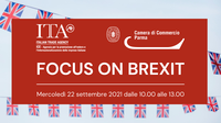 BREXIT: webinar gratuito per le imprese parmensi