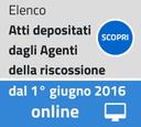 """Equitalia: nel portale """"Elenco atti depositati"""" l'accesso alle cartelle di pagamento"""