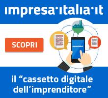 """""""Cassetto digitale dell'imprenditore"""": un servizio innovativo per il cittadino imprenditore"""