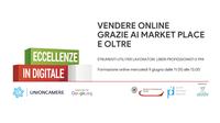 Formazione, vendere online grazie ai Market Place: webinar realizzato il 9 giugno