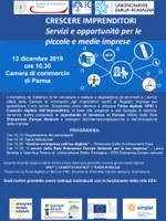 Crescere imprenditori: online il materiale presentato su servizi e opportunità a sostegno dell'internazionalizzazione e dell'innovazione per le piccole e medie imprese