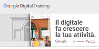 Google Digital Training: formazione e check-up gratuiti per le imprese di Parma, adesioni online