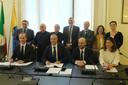 """E' nata """"Europe Direct Parma"""": la Camera di commercio di Parma è tra i promotori firmatari per far rete sui temi europei e ospita lo sportello di Gal del Ducato"""