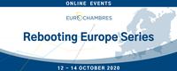 Evento Eurochambres: Rebooting Europe Series, 12-14 ottobre