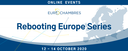 Evento Eurochambres: Rebooting Europe Series, 12-14 ottobre