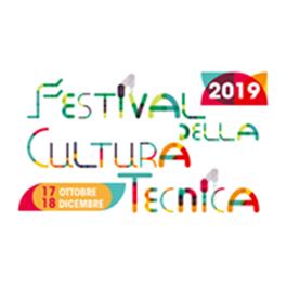 """Festival della Cultura tecnica a Parma - """"Tecnica e genere - edizione 2019"""""""