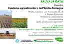 """Rapporto 2018 """"Il sistema agroalimentare dell'Emilia-Romagna"""""""
