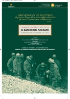 """Inaugurata la mostra """"Il rancio del soldato. L'alimentazione al fronte e a casa"""""""