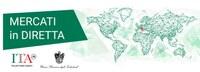 Mercati in Diretta - Agenzia ICE: ultimo appuntamento 25 febbraio