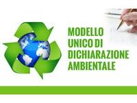 MUD 2020: Modello unico ambientale da presentare entro il 30 giugno