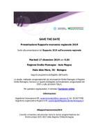 Presentato il Rapporto Economia 2019 della regione Emilia-Romagna