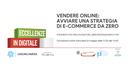 Formazione: vendere online e avviare una strategia e-commerce, webinar gratuito il 26 maggio
