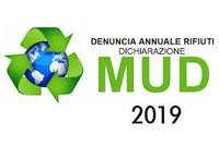 MUD 2019 - Indicazioni per una facile compilazione