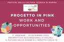 """Progetto IN PINK, lavoro e opportunità:  realizzato terzo webinar su """"Prospettive occupazionali e sociali: il futuro delle donne e l'impatto del Covid19"""". ONLINE le slide a cura di Camera di commercio di Parma e Punto Impresa Digitale"""