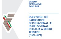 Previsioni dei fabbisogni occupazionali e professionali in Italia a medio termine (2020-2024)