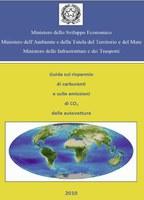 On-line la GUIDA 2010 sul risparmio di carburante e sulle emissioni di CO2 delle autovetture