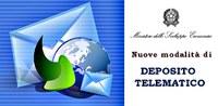 Nuove modalità di deposito telematico per brevetti, marchi e disegni industriali