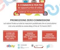 Zero Commissioni eBay per venditori professionali: promozione entro il 15 novembre 2020