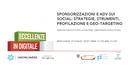 Sponsorizzazioni e ADV sui social network: il 31 marzo un webinar gratuito per PMI e professionisti